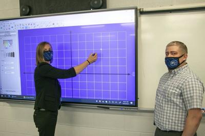 Garrett adds video conferencing systems to college classrooms