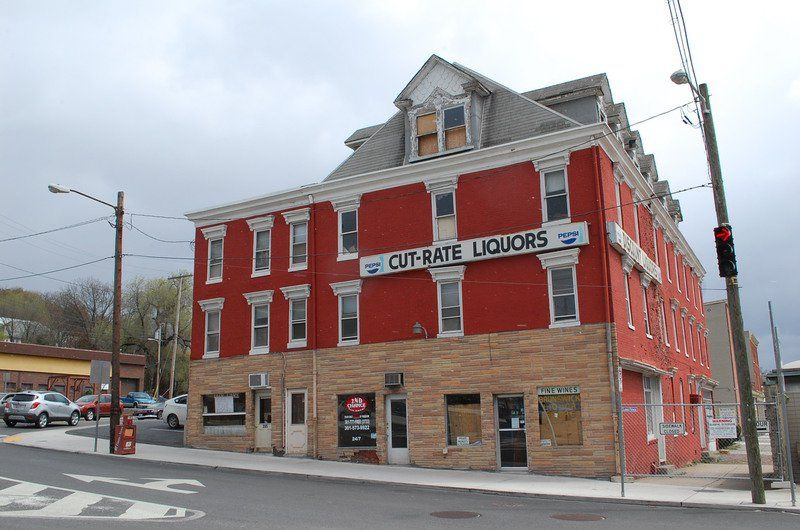 Historic Former Berland Hotel Could Be Razed Local News Lavale Md Hotels Rouydadnews Info