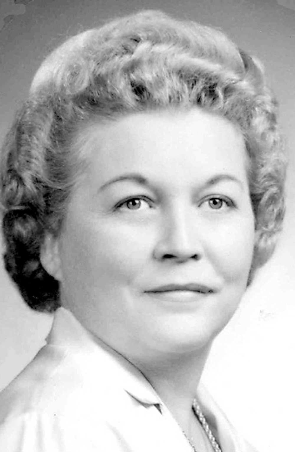 """Margaret """"Fannie"""" Ann Parker"""
