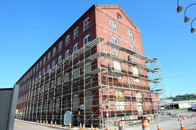 Footer Dye building renovation awarded $1.9M