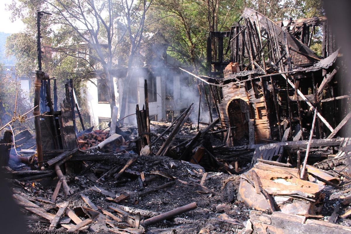 Piedmont fire
