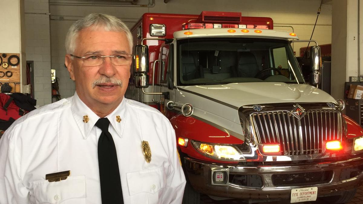 Cumberland fire chief critical of county paramedic system