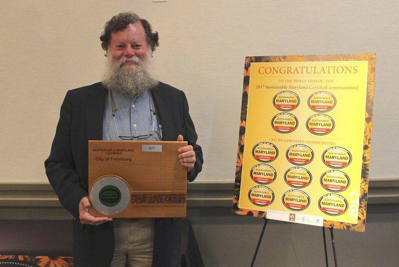 Frostburg named Sustainable Maryland community