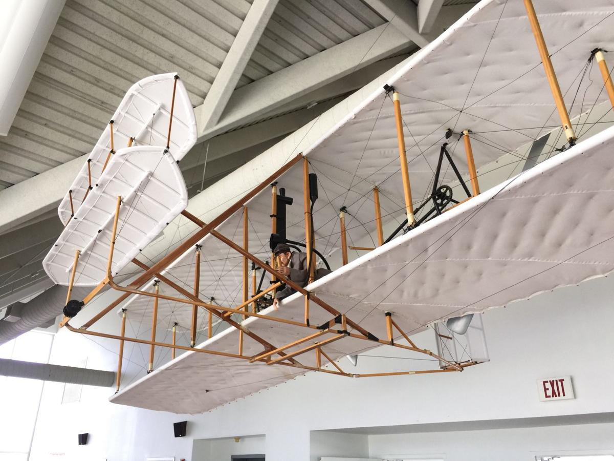 CUMBERLAND SKIES: Wright brothers Cumberland Airport assets