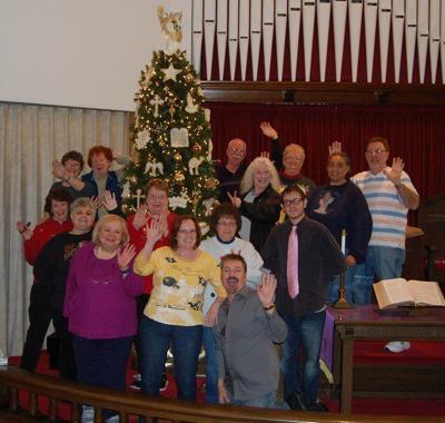 Calvary Christmas Concert 2020 Calvary United Methodist Church presenting Christmas concert