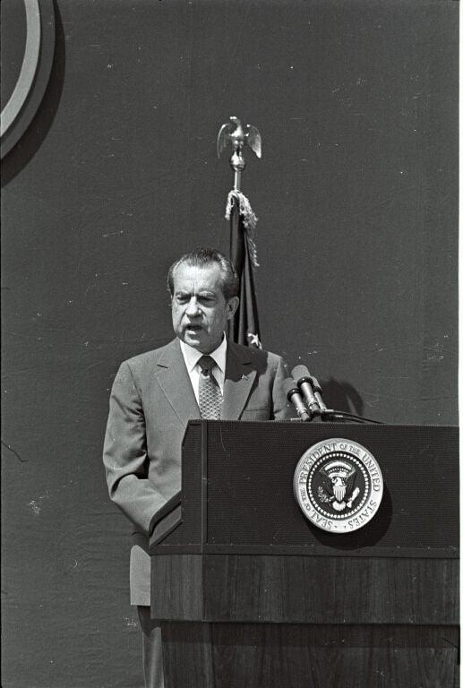 Nixon by Tom Darden