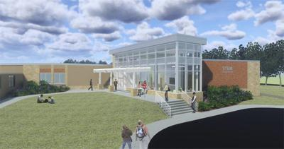 Garrett College renovating building to create specialized STEM facility