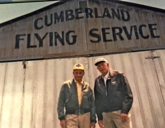 Bill Armstrong and Bill Poling