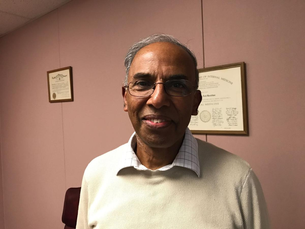 Dr. Ranjithan retiring after 42 years