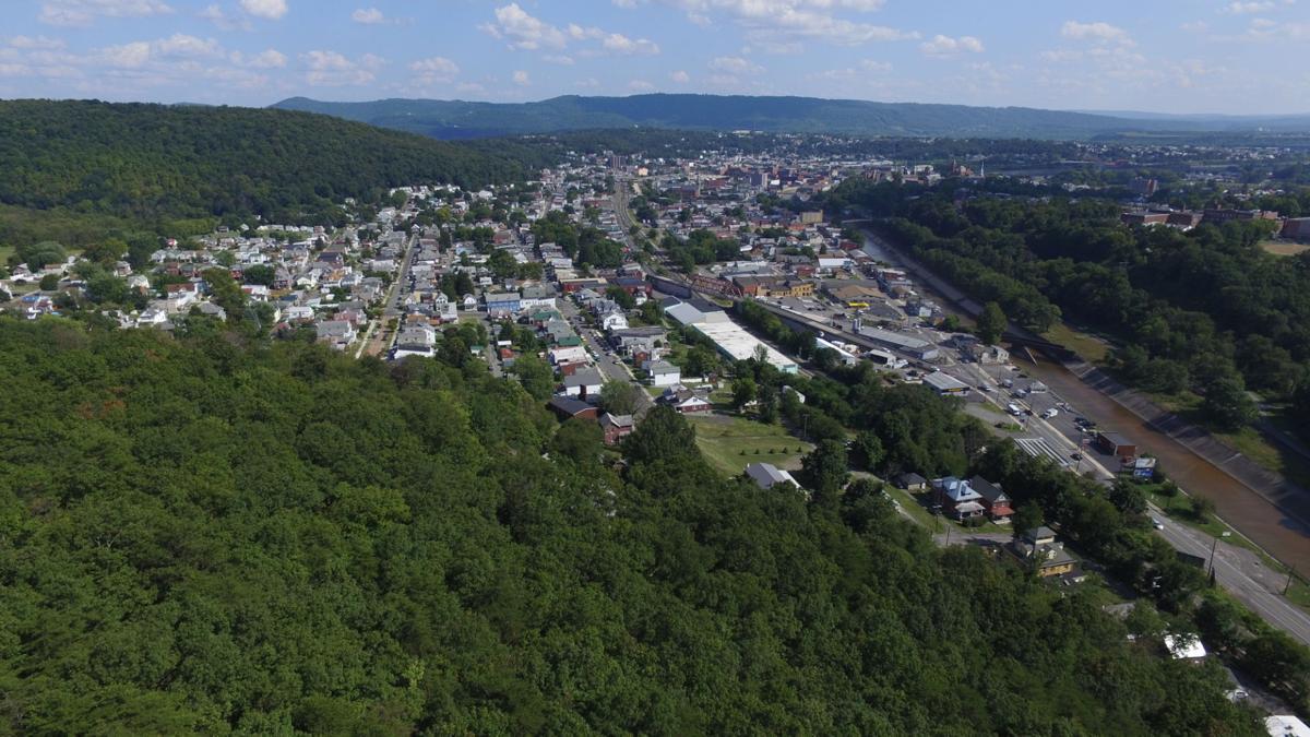 Panoramic views of Cumberland - 9-8-15