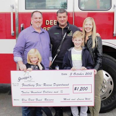 Event Raises Funds For Frostburg Fire Department Bunk Beds Slice