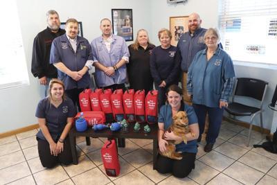 Pet oxygen masks now part of Mineral fire response gear