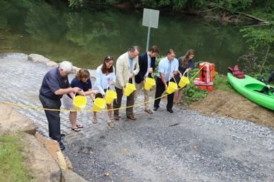 New boat ramp enhances area's outdoor recreation | Local