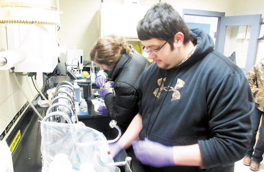 Mtn. Ridge students to give fracking report at FSU