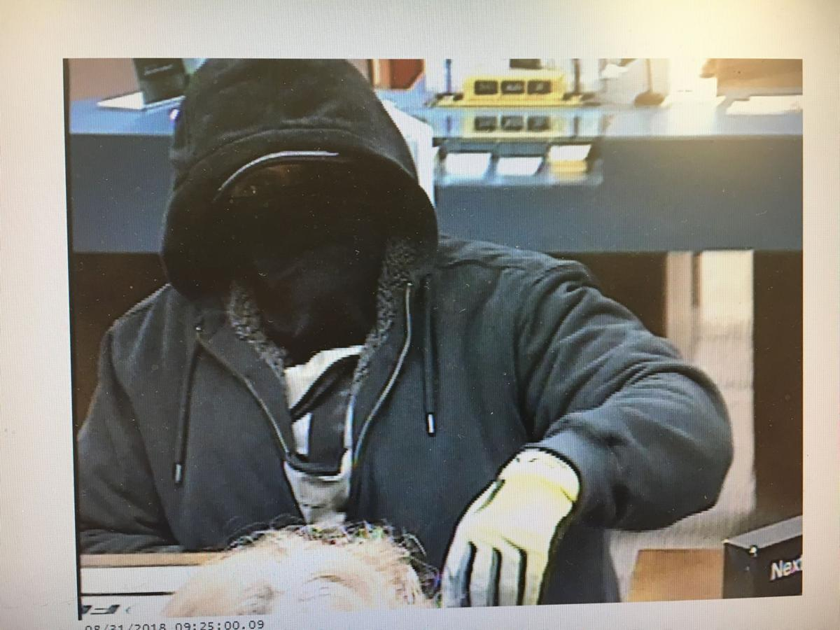 Update Hunt Continues For Frostburg Bank Robbery Suspect Police