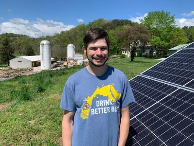 1812 Brewery goes solar power