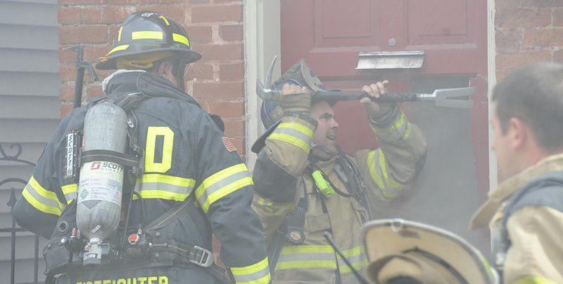 Cumberland business hit by fire, cause not yet known