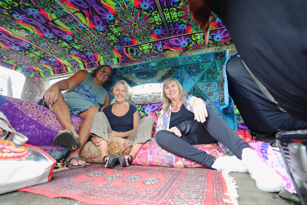 Woodstock's 50th anniversary celebration