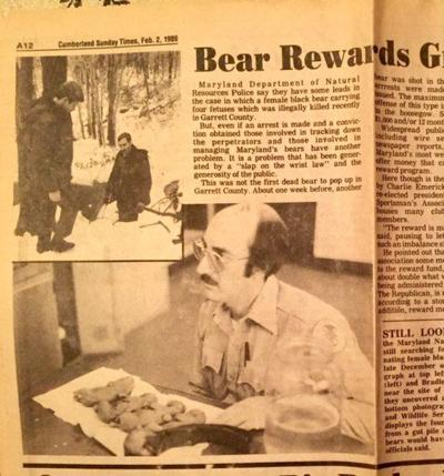 A look back at outdoor news from 40 years