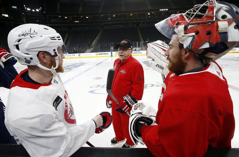b97053538 Capitals eager to end their title drought in Vegas desert | Sports ...