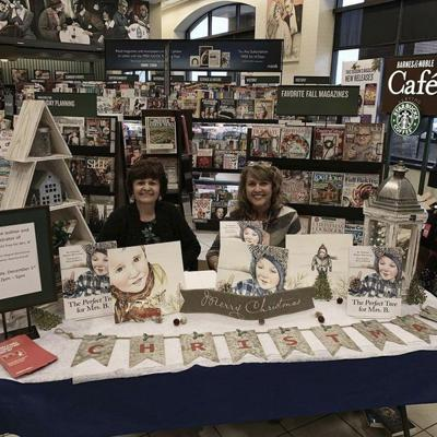 Local author and illustrator featured at Storybook Holiday
