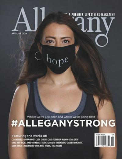 Allegany Magazine addresses pandemic in August edition