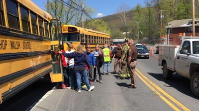No injuries reported in school bus accident | News | times