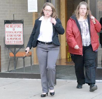 Megan and Brenda Shaffer