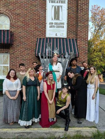 Cumberland Theatre staging Shakespeare's 'As You Like It'