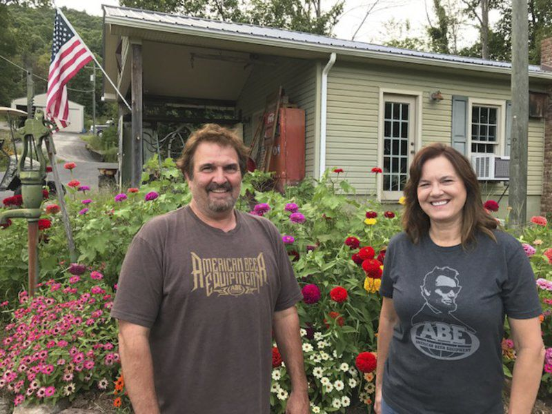 Couple to make craft beer on farm in Little Orleans
