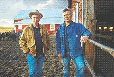 Gibson Brothers Started Pickin On N Y Farm