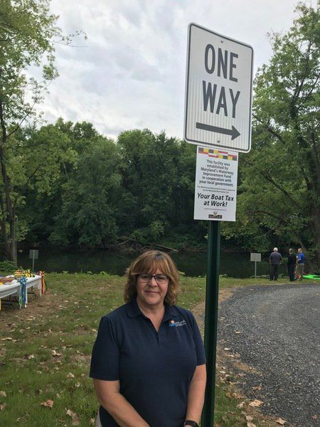 New boat ramp enhances area's outdoor recreation