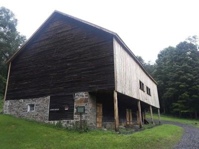 Historic barn a 'new' facility for Evergreen Heritage Center