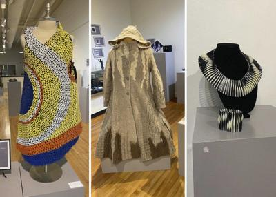 Winners selected in wearable art show