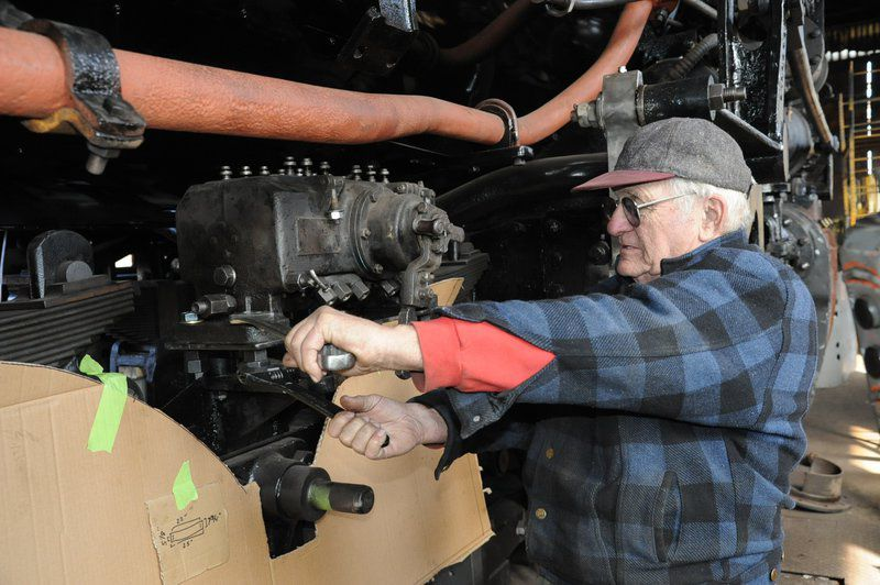 Sights set on steam: Return of locomotive No  1309 expected to be