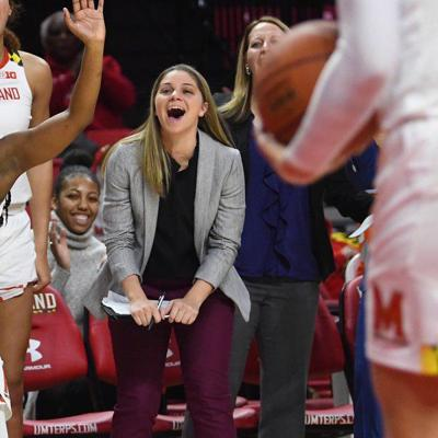 Fratz named assistant coach at Maryland