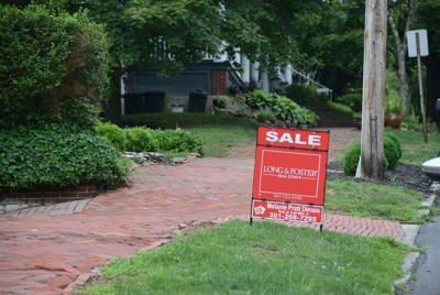 Local real estate a seller's market