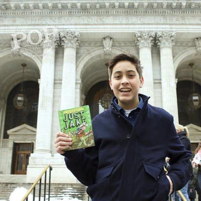 Group chooses youngest author on bestseller list as style to mimic