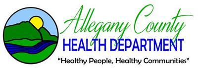 allegany county health department logo