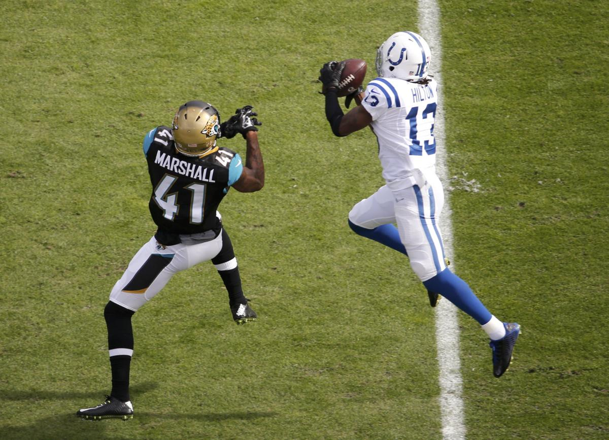 Jaguars snap Colts' AFC South streak | | timesargus com