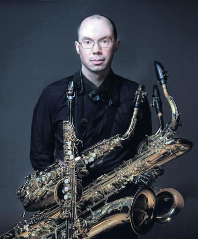 Vermont sax star Brian McCarthy shines on new quartet album