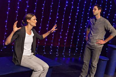Theater Review: Beekeeper and physicist attempt true love