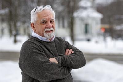 Barre author Robert Kershaw