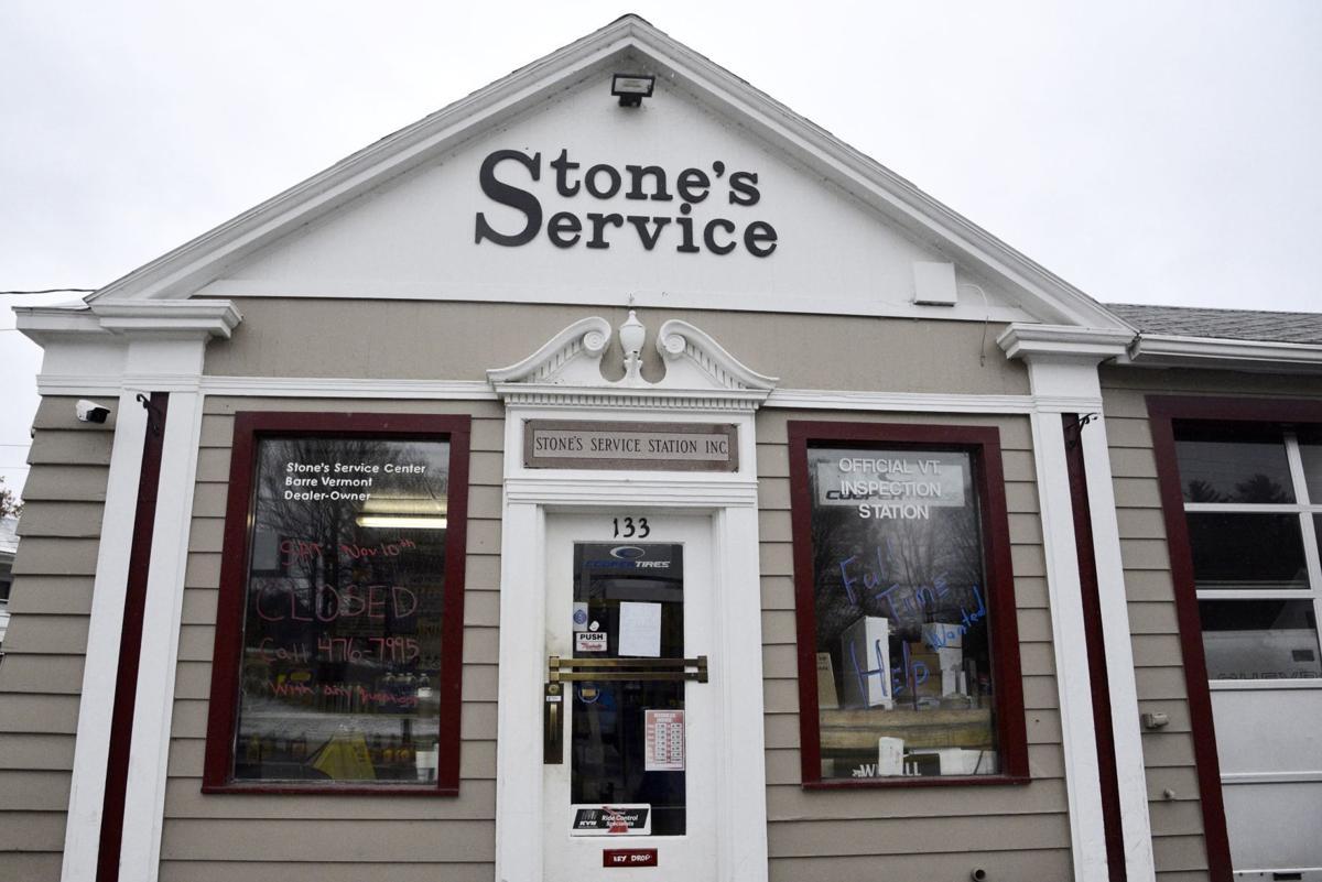 Stone's Service Station