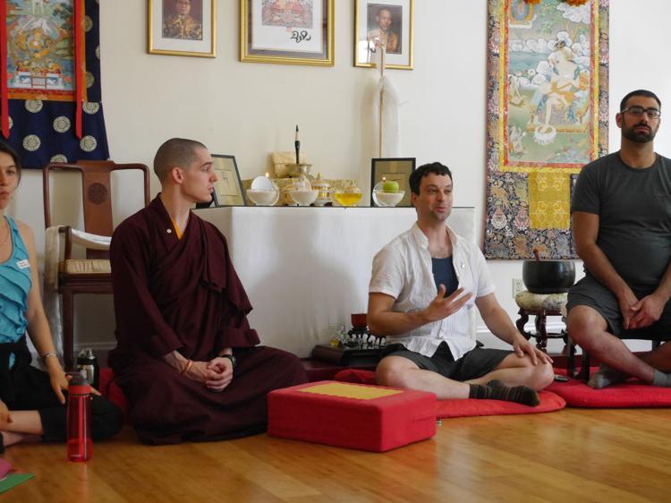 Social Meditation