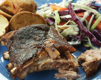 Real barbecue flavor from your oven | Features | timesargus com