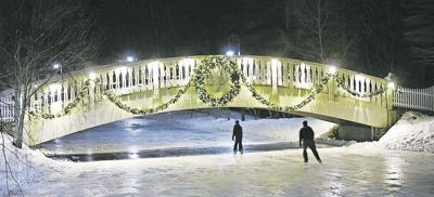 Find New England S Winter Wonderland In Jackson N H Timesargus Com