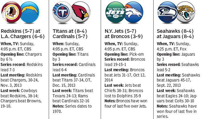 NFL WEEK 14 | | timesargus com