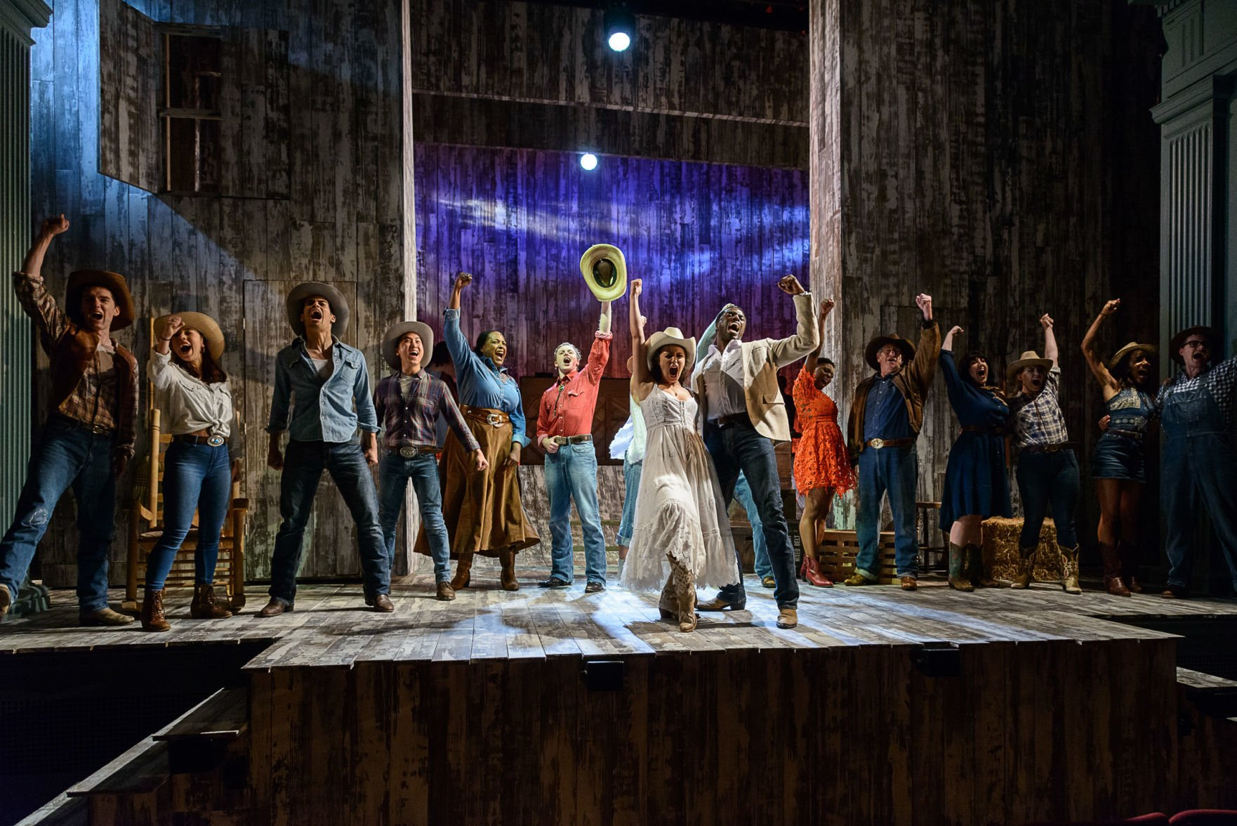 Theater Review: Weston's 'Oklahoma!' refreshed but reassuring