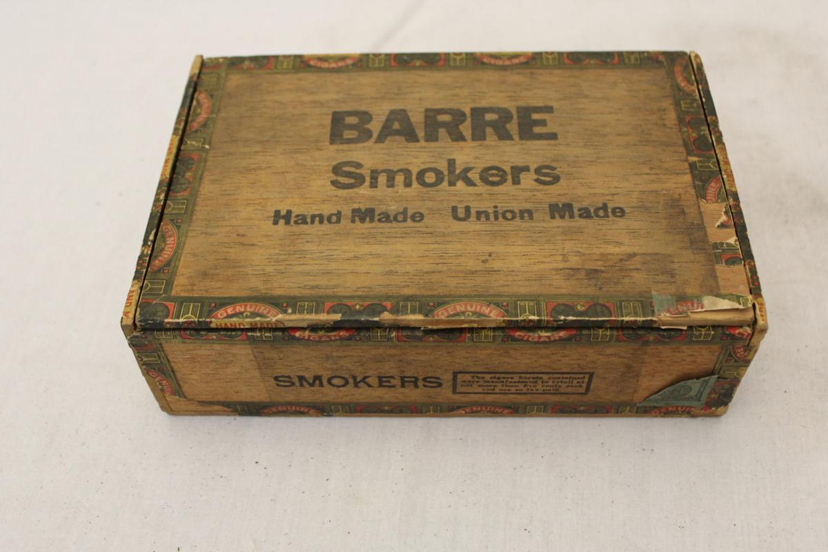 Barre Smokers